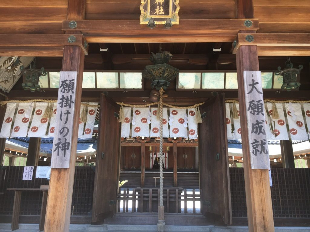大石神社 本殿