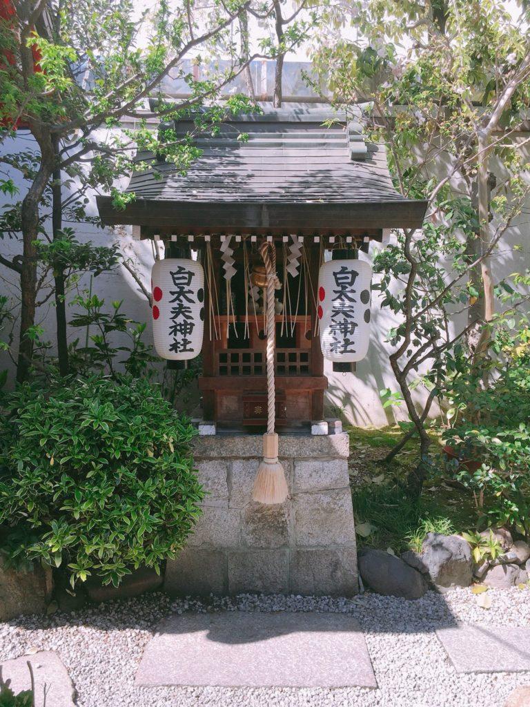 白太夫神社