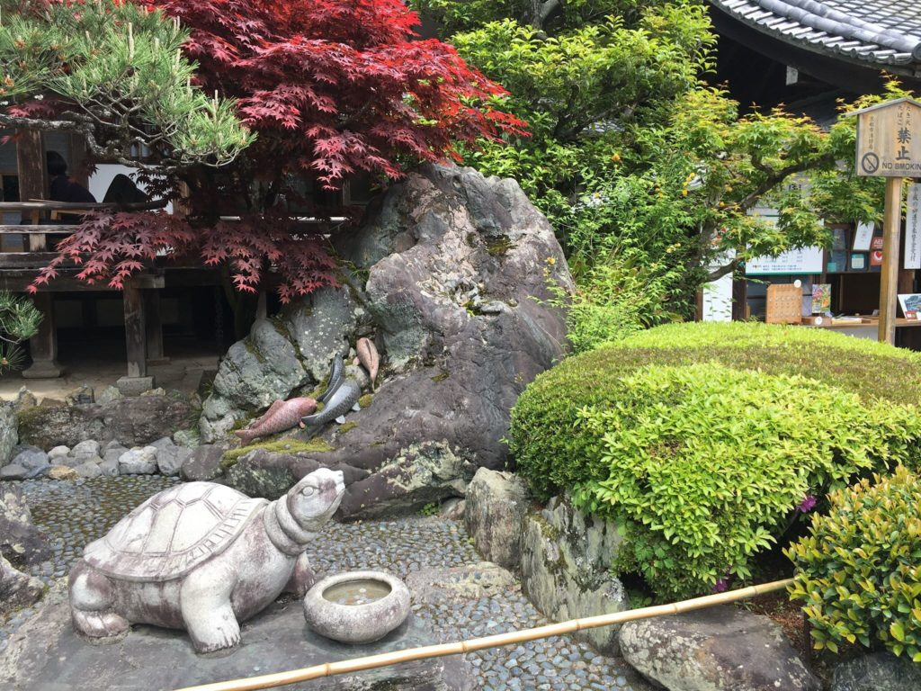 松尾大社 神使の庭